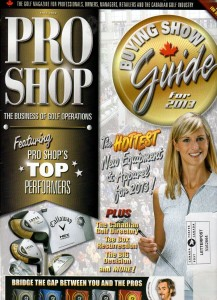 Pro Shop Fall 2012 - Cover