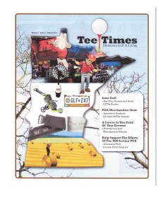 Tee Times Press - March 2014