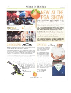 Tee Times Press - March 2014(1)