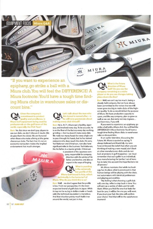 Asian Golf Monthly - June 2014(1)